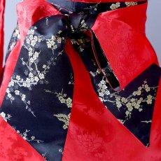 画像11: 【再入荷】和柄着物ドレス 和柄 衣装 ダンス よさこい 花魁 コスプレ キャバドレス (11)