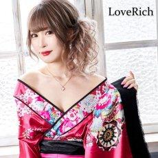 画像6: 和柄ミニ着物ドレス 和柄 衣装 ダンス よさこい 花魁 コスプレ キャバドレス (6)